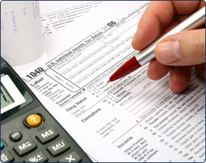 Individual Income Tax Return Form